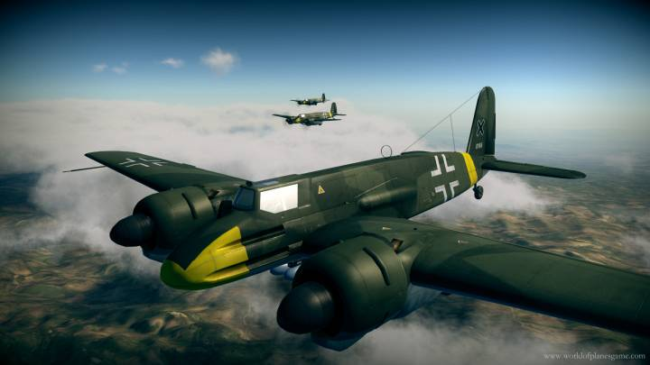 War Thunder (World of Planes)